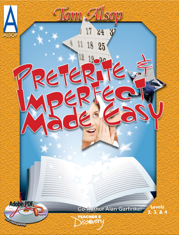 Preterite and Imperfect Made Easy Spanish Activity eBook Download