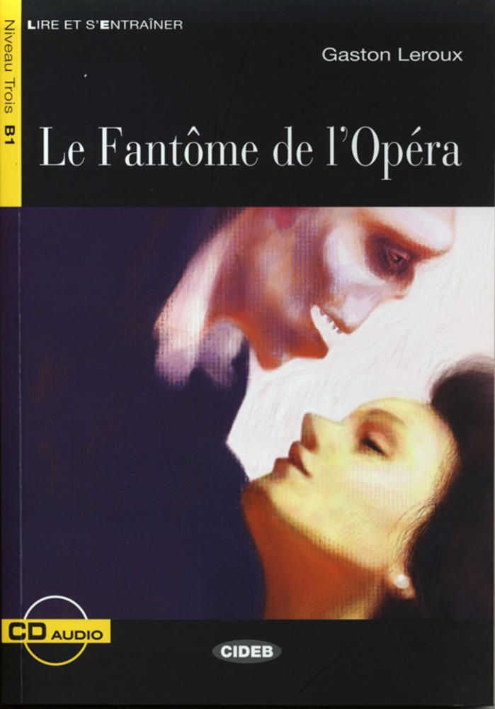 Phantom of the Opera Reader & CD