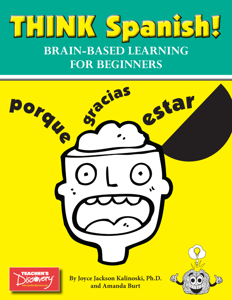 Thinking in Spanish! Brain-Based Learning for Beginners Book Download