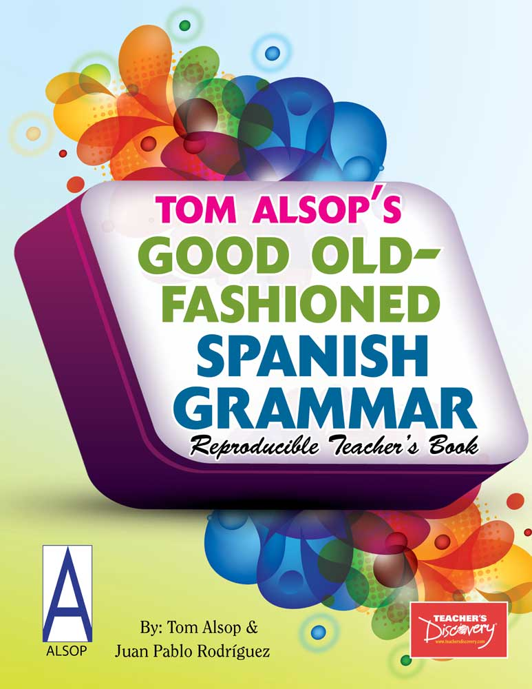 Good Old-Fashioned Spanish Grammar Download