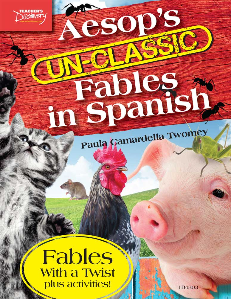 Aesop's Unclassic Fables in Spanish Download