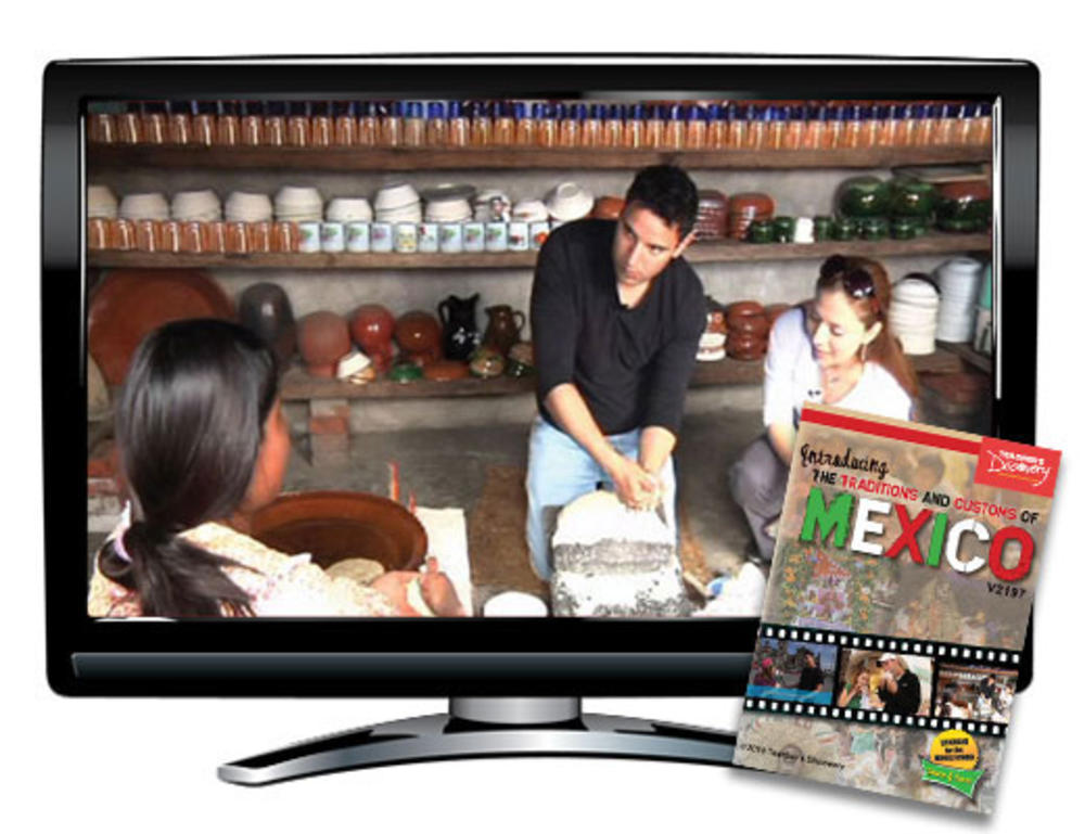 Introducing the Traditions and Customs of Mexico DVD Download
