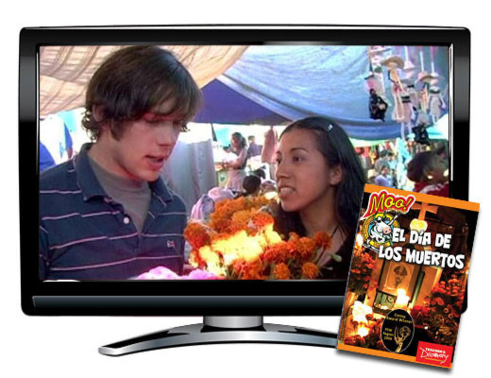 El Día de los Muertos: Day of the Dead Moo!™ DVD Download