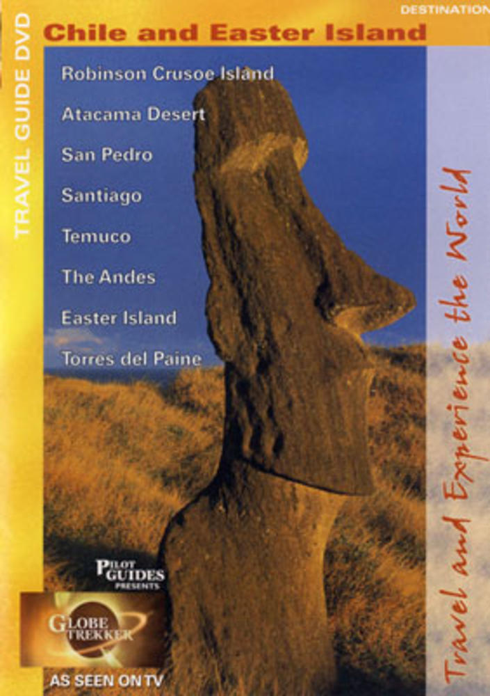Globe Trekker™ Chile & Easter Island DVD Download