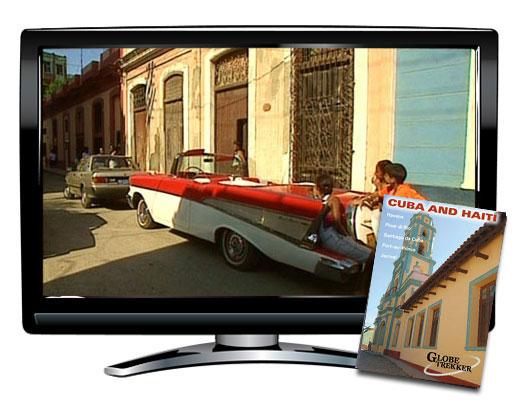 Cuba & Haiti Globe Trekker DVD