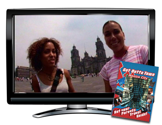 Get Outta Town Mexico City DVD