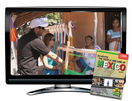 Introducing the Land and People of Mexico DVD Download