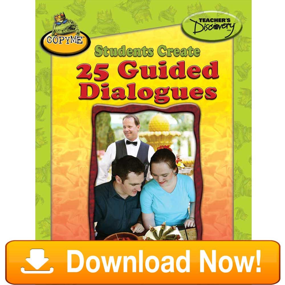 Students Create 25 Guided Spanish Dialogues eBook Download