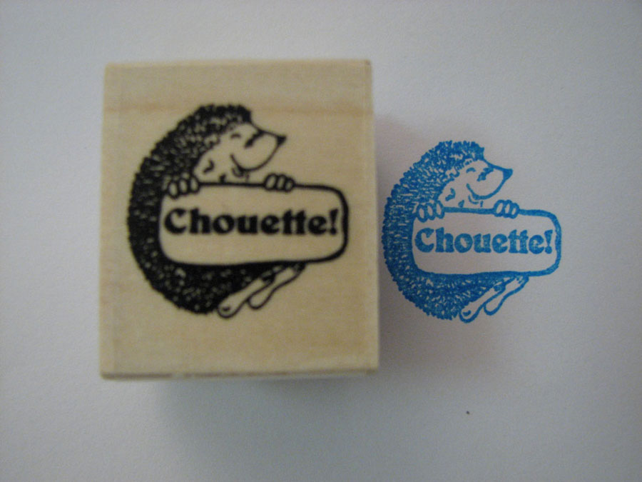 Chouette French Stamper