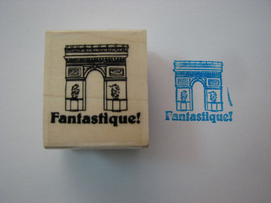 Fantastique French Stamper