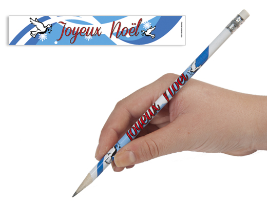 French Christmas Pencils (2013)